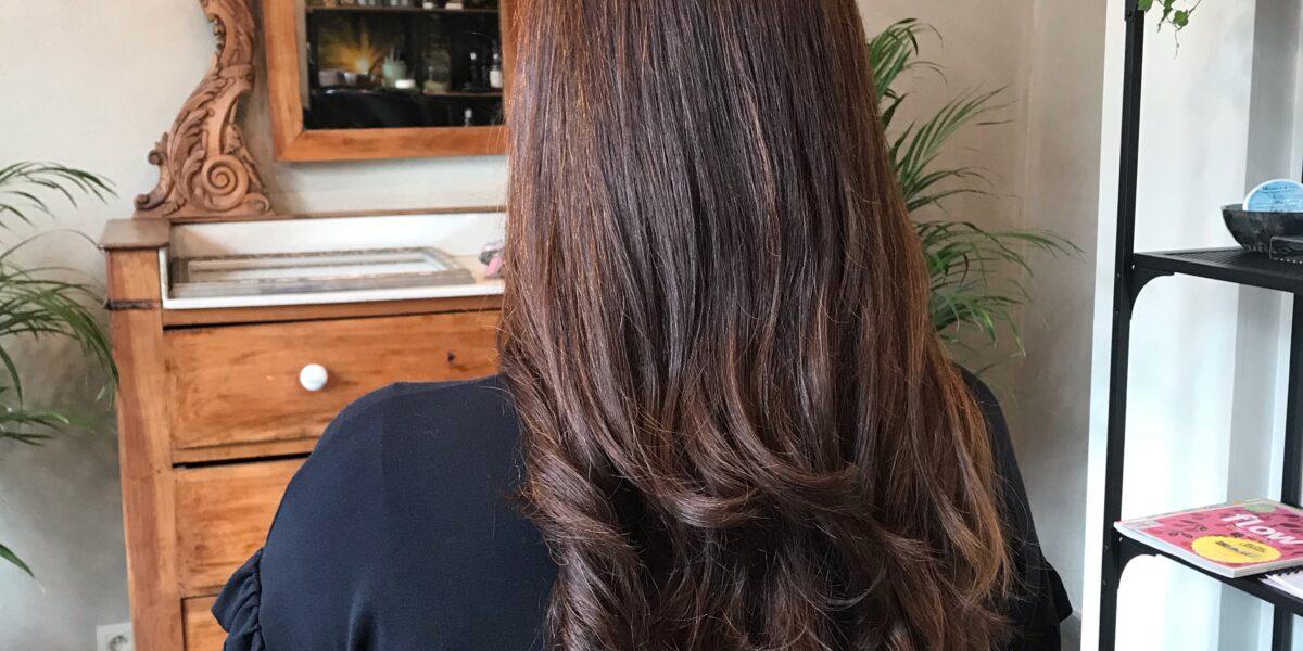 100% Natuurlijke haarkleuring